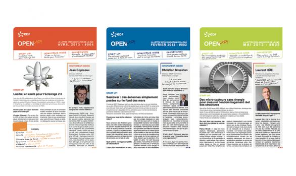 Plateforme communautaire Open Innovation