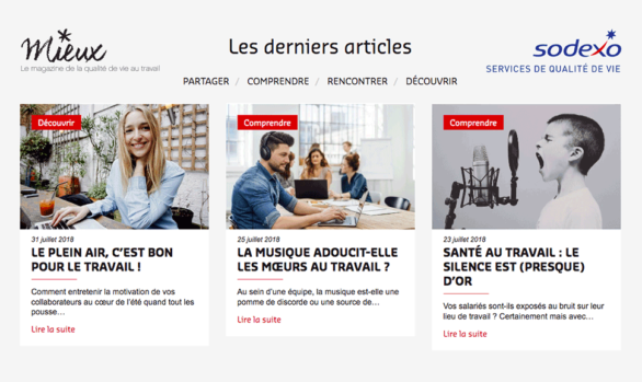 Stratégie inbound<br>& content marketing